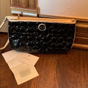 Coach Wristlet and/or Clutch